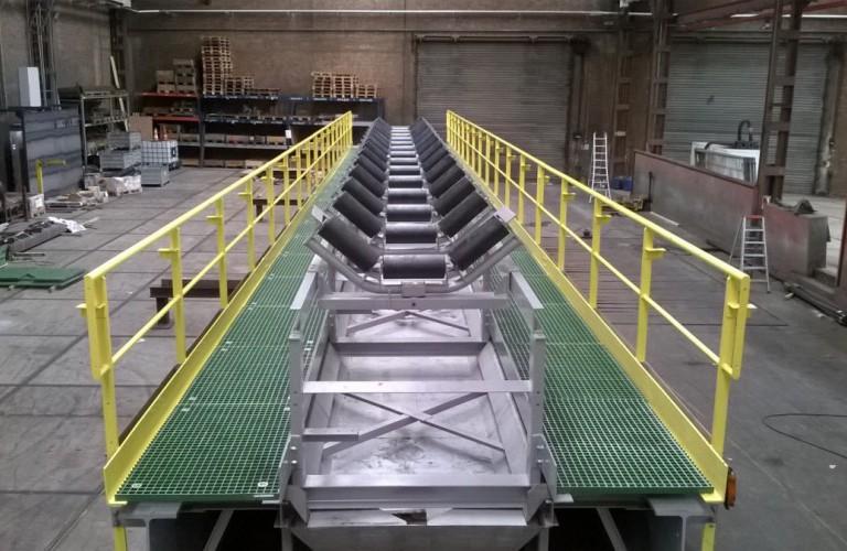 Transportband Arcelor Mittal